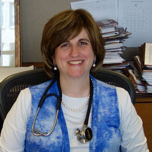 Doctor Mindy Weiss MD